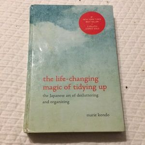 Life changing magic of tidying up